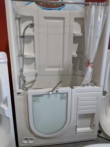 walk in bathtub clearance!
